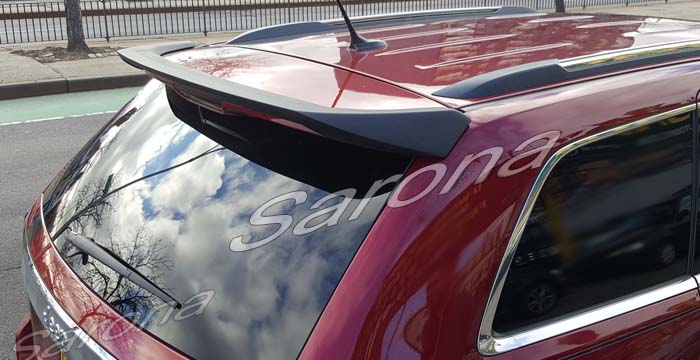 Custom Jeep Grand Cherokee  SUV/SAV/Crossover Roof Wing (2011 - 2013) - $290.00 (Part #JP-007-RW)