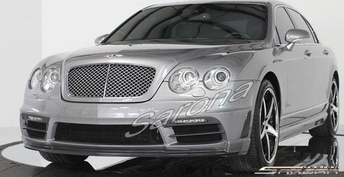 Custom Bentley Flying Spur  Sedan Body Kit (2005 - 2011) - $3950.00 (Part #BT-007-KT)