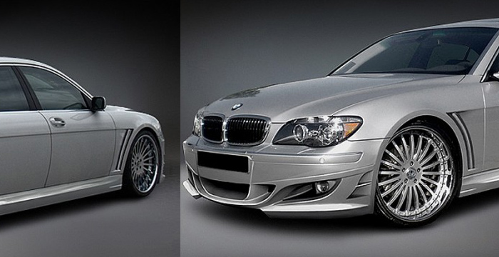 Custom BMW 7 Series  Sedan Fenders (2002 - 2008) - $980.00 (Part #BM-017-FD)