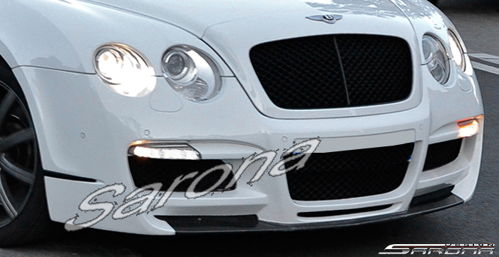 Custom Bentley GTC  Convertible Body Kit (2003 - 2009) - $3950.00 (Part #BT-008-KT)