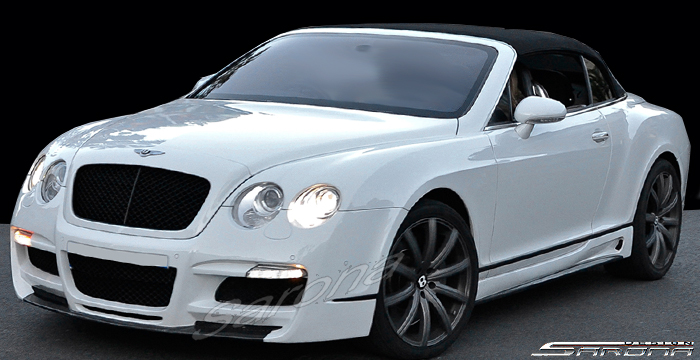 Custom Bentley GT  Coupe Body Kit (2003 - 2009) - $3950.00 (Part #BT-010-KT)