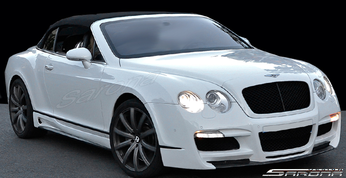 Custom Bentley GTC  Convertible Body Kit (2003 - 2009) - $3950.00 (Part #BT-011-KT)
