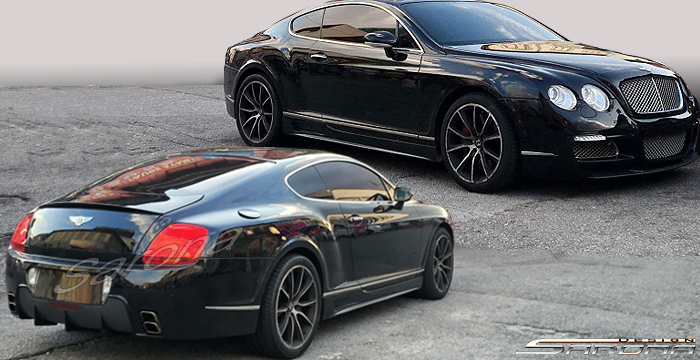Custom Bentley GT  Coupe Body Kit (2005 - 2010) - $3900.00 (Part #BT-015-KT)