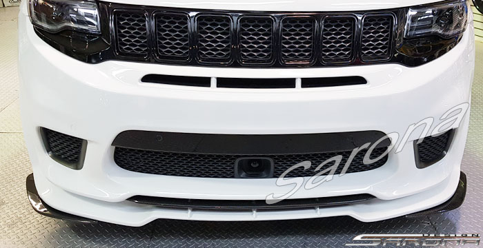 Custom Jeep Grand Cherokee  SUV/SAV/Crossover Body Kit (2017 - 2019) - Call for price (Part #JP-014-KT)