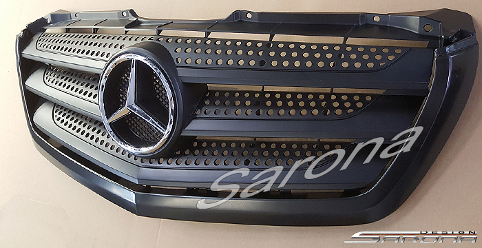 Custom Mercedes Sprinter  Van Grill (2014 - 2018) - $249.00 (Part #MB-061-GR)