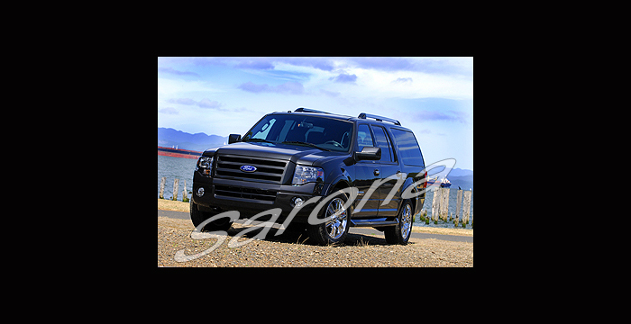 Custom Ford Expedition Truck Front Bumper (1997 - 2002) - $399 00