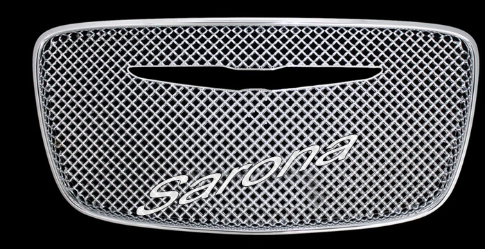Custom Chrysler 300  Sedan Grill (2015 - 2018) - $198.00 (Part #CR-003-GR)