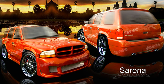 Custom 97 03 Durango Kit 200 Suv Sav Crossover Body