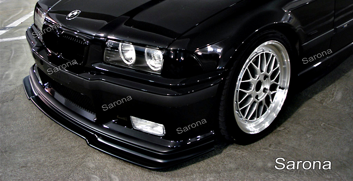 Custom Bmw 3 Ser Add On Lip Coupe Amp Sedan Front Add On