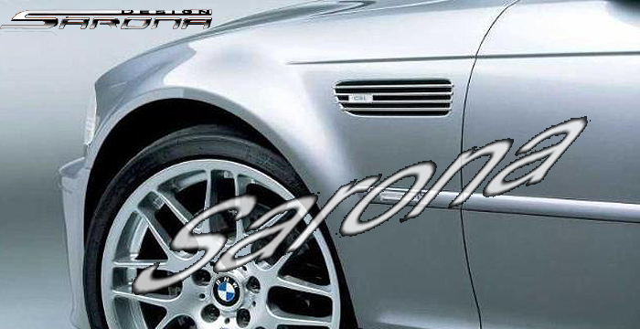 Custom Bmw 3 Series Fenders Sarona