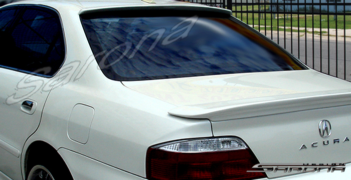 Acura Tl Trunk Wing Sedan Door