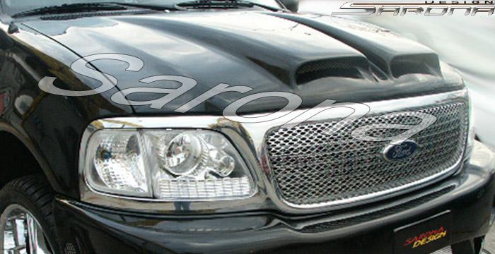 Custom Ford F-150 Hood Truck (1997 - 2003) - $890.00 ...