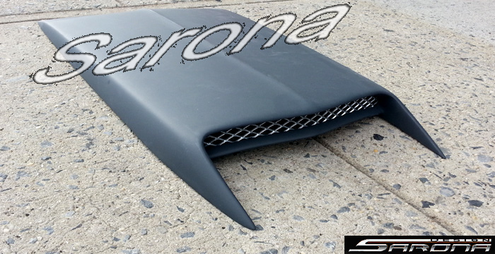 Custom Universal All All Styles Hood Scoop 1970 2013