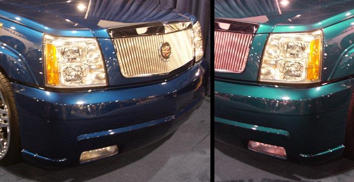 Custom Cadillac Escalade SUV/SAV/Crossover Front Bumper (2002 - 2006) - $590.00 (Manufacturer ...