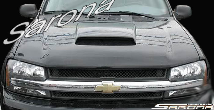 Custom Chevy Trailblazer Hood Scoop SUV/SAV/Crossover ...