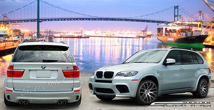 BMW X5 SUV CAR COVER 2007 2008 2009 2010 2011 2012 2013
