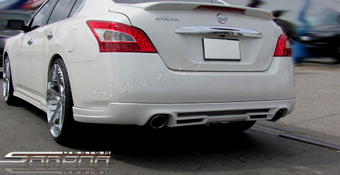 2009 Nissan Maxima Body Kit