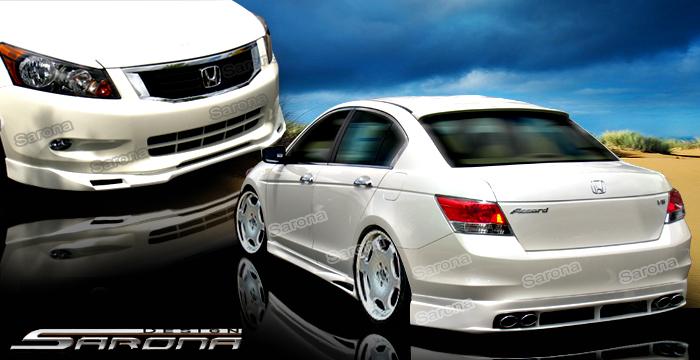 Custom Honda Accord Products Sarona