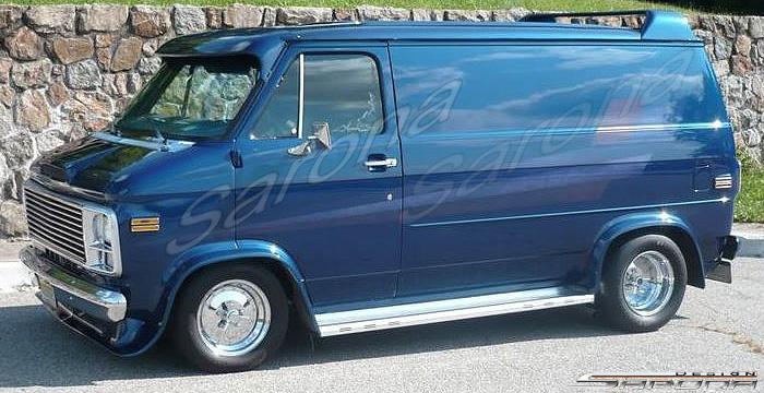 Custom GMC Van Roof Wing (1971 - 1995) - $475.00 (Part #GM-012-RW)