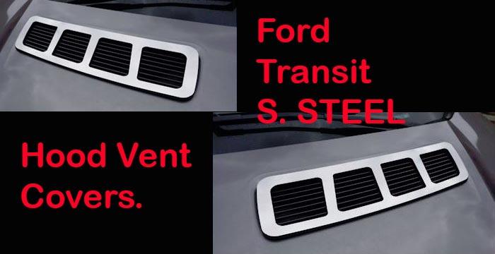 Custom Ford Transit Van Chrome Trim 2015 2020 125 00 Part