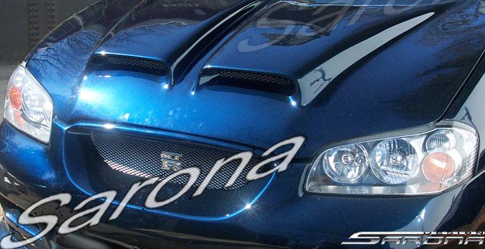 Custom 00-03 Hood # 97-20 Sedan (2000 - 2003) - $690.00 ...