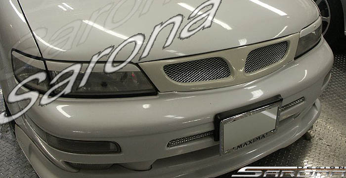 Custom 97-99 Grill # 97-16 Sedan (1997 - 1999) - $199.00 (Manufacturer Sarona, Part #NS-003-GR)