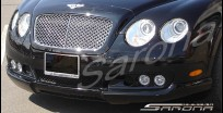 Custom Bentley GT  Coupe Front Add-on Lip (2003 - 2010) - $890.00 (Part #BT-002-FA)