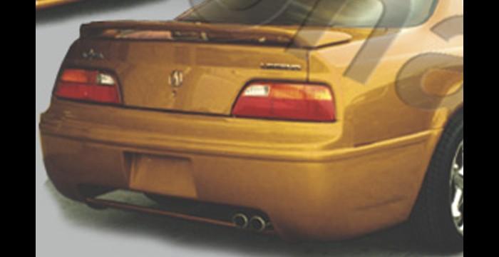 Custom Acura Legend Coupe Rear Bumper 1991 1995 516 00 Part Ac 008 Rb